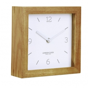 clocks, mantel clocks, wedding gifts, engagement gifts, white clocks, modern clocks, square clocks