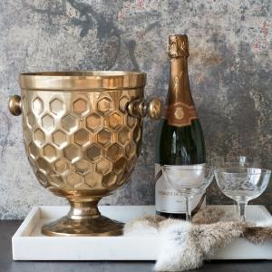 Cariso Brass Champagne Bucket