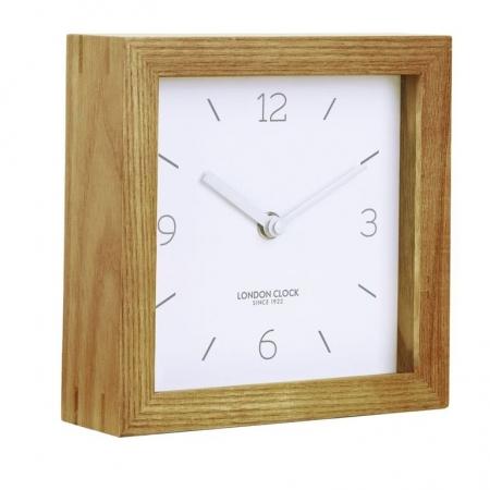clocks, mantel clocks, wedding gifts, engagement gifts, white clocks, modern clocks, square clocks
