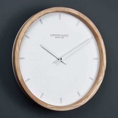 Clocks, Wall Clocks, Wooden Clock, Minimalist look,