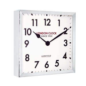 Wall clock, kitchen clock, flock with numbers, classic clock, wedding present, house warming gift