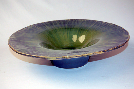 wedding gift, glazed platter, green platter, wedding present, decorative platter