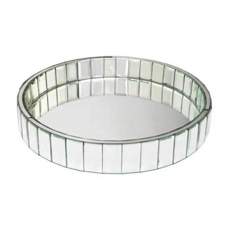 Trays, Carrington tray, Mirrored trays