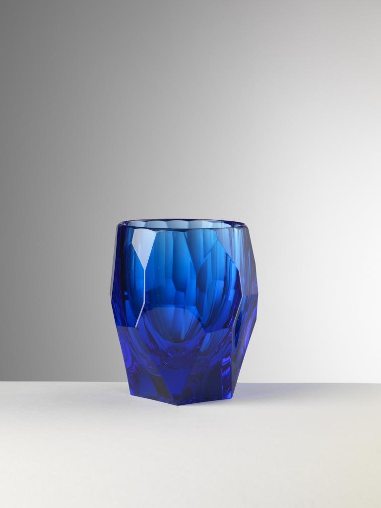 Gift, homewares, glasses, blue glasses, Mario Luca Giusti