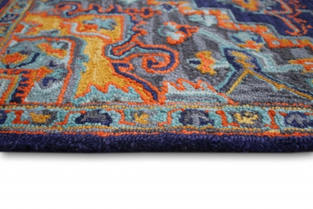 floor rug, traditional rug, new zealand wool rug