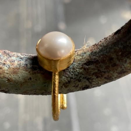 Fresh Water Pearl Dress Ring