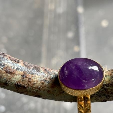 Amythurst Ring