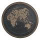 Round LED WALL WORLD MAP