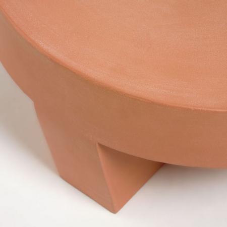 Terracotta Coffee Table