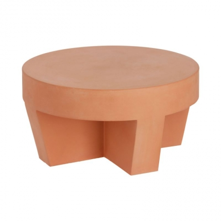 Terracotta Coffee Table