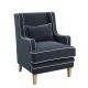 The Bondi Navy armchair