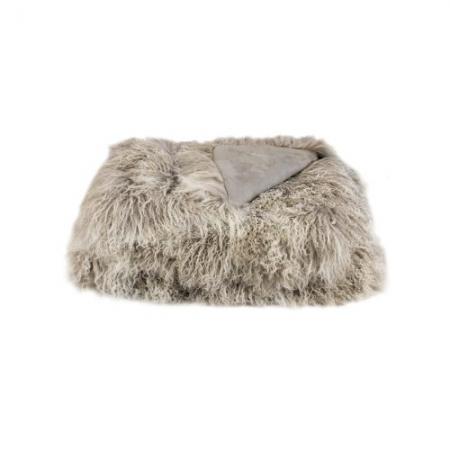 Tibetan Fur Throw
